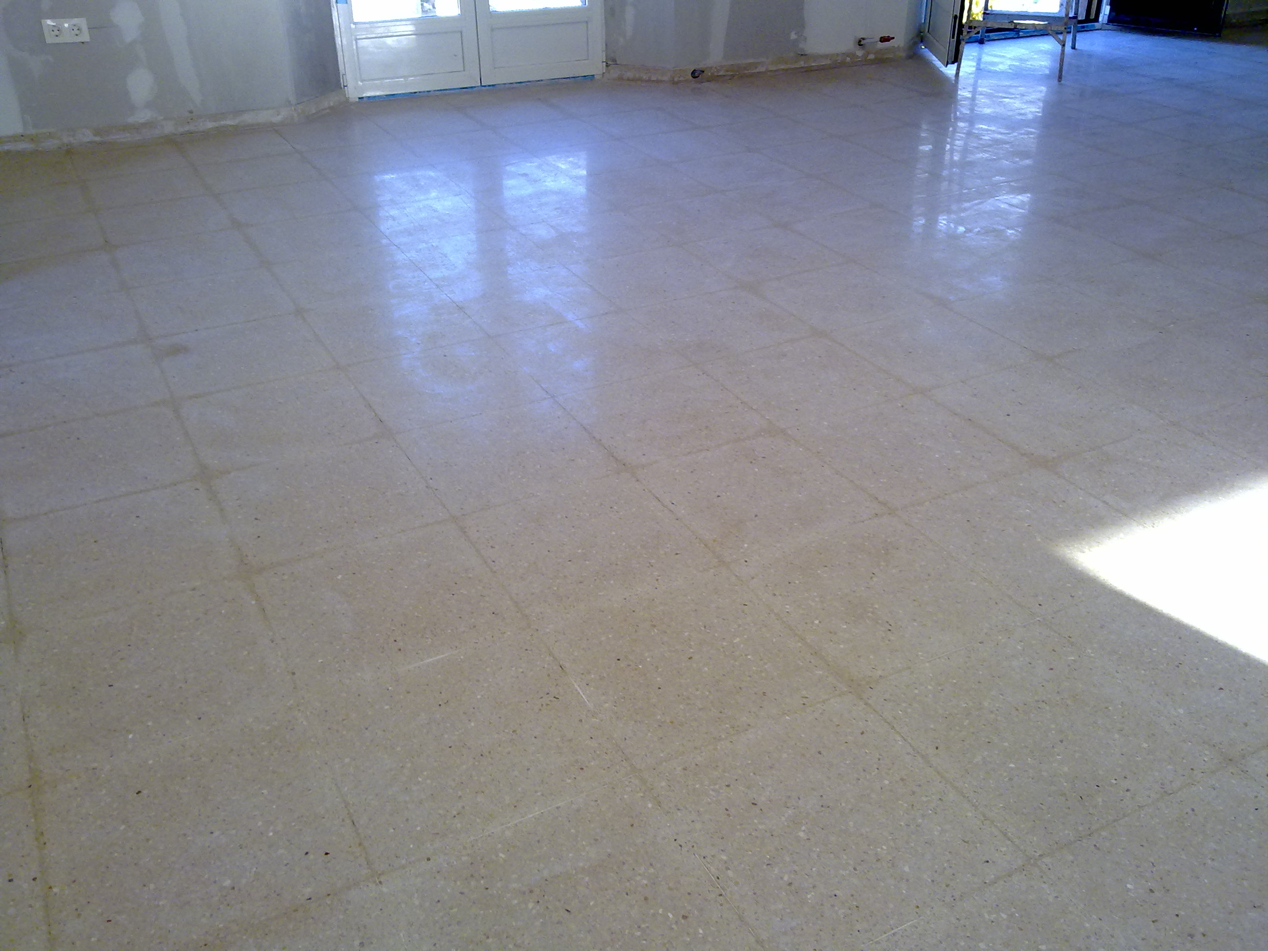 Como pulir terrazo a mano cool ficha tcnica with como - Pulir terrazo manualmente ...